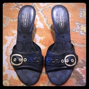 Coach Casual heels